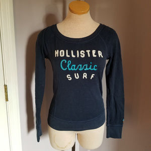Hollister Sweatshirt Size Medium